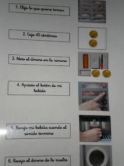 Guía máquina café